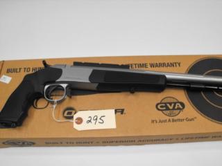 CVA Optima 50 Cal Pistol.