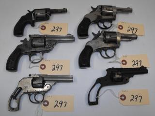 (CR) 6 Older Revolvers