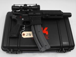 (R) H K 416 22 LR Pistol
