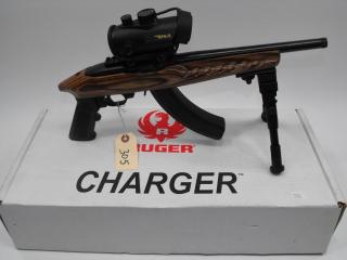 (R) Ruger 22 Charger 22 LR Pistol