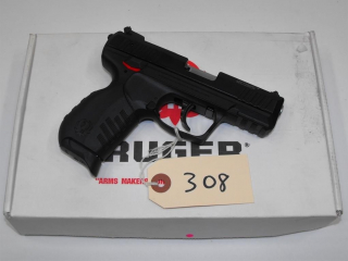 (R) Ruger SR22 22 LR Pistol