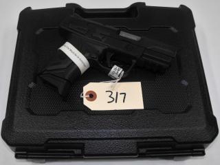 (R) Ruger American 9mm Pistol.