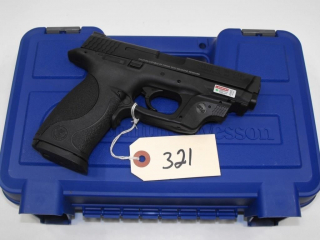 (R) Smith & Wesson M&P9 9mm Pistol