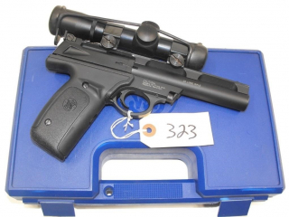 (R) Smith & Wesson 22A 22 LR Pistol