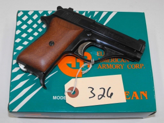 (R) F M European EA380 380 Pistol