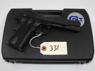 (R) Walther Colt Gold Cup 22 LR Pistol