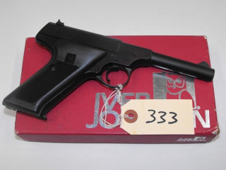 (R) Iver Johnson Trailsman 22 LR Pistol.