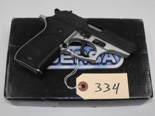 (R) Bersa Thunderer 380 Plus 380 Pistol.