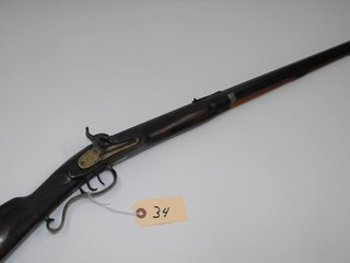 J. Locke 40 Cal Plains Rifle