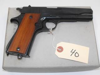 (R) Argentina Armada 1911 45 Cal Pistol