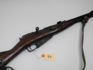 (CR) Russian Mosin Nagant M44 7.62x54