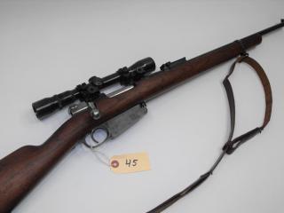 Argentino 1891 7x57 Mauser