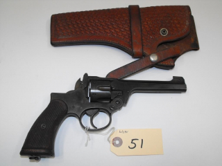 (CR) Webley Mark II 38 S&W Revolver