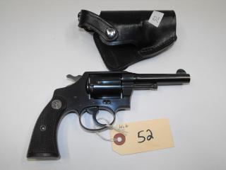(R) Colt Police Positive 38 SPL Revolver