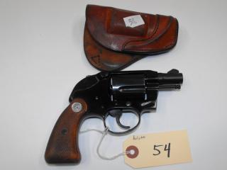 (R) Colt Cobra 38 SPL Revolver
