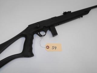 (R) Mossberg 802 Plinkster 22 LR.