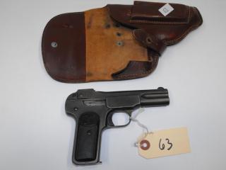 (CR) Belgium FN 1900 32 ACP Pistol