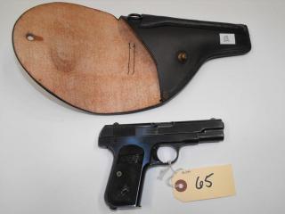 (CR) Colt 1903 32 Auto Pistol