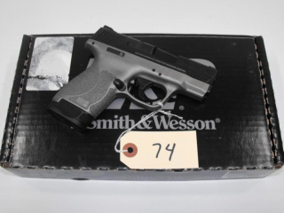 (R) Smith & Wesson M&P 9mm Pistol