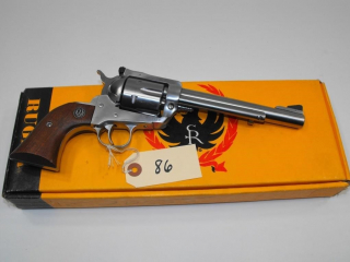 (R) Ruger New Model Blackhawk 357 Mag Revolver