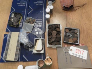 Large Qty of foreign coinage: Large selection