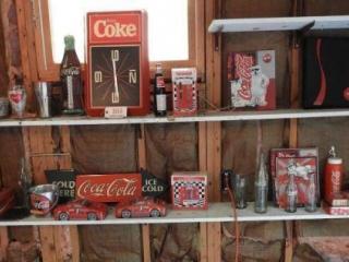 Contemporary Coca-Cola Collection to include: