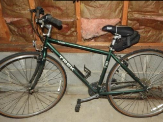 Trek model 730 mountain bike