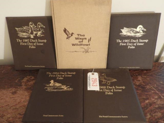 ?The Ways of Wildfowl? by Russ Williams signed