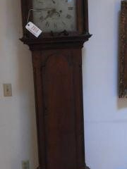J. Winflow 18th Century tall case clock with