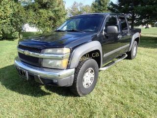 2007 Chevy Colorado