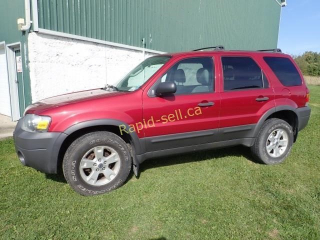 2007 Ford XLT Escape