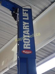 10,000 lb. Rotary Lift Auto Hoist