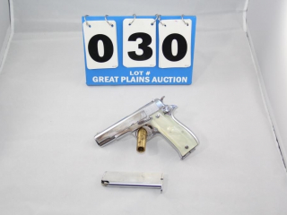 Star SI 7.65, .32acp Pistol with 2 Magazines