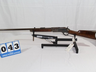 Winchester 1876 3rd-Model Lever-Action Rifle