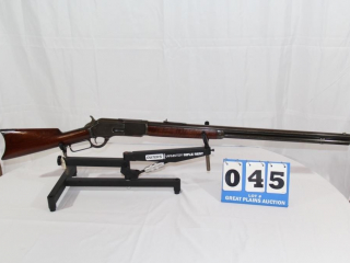 Winchester 1873 3rd-Model Lever-Action Rifle