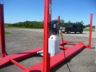 Lift King Four post automobile Hoist