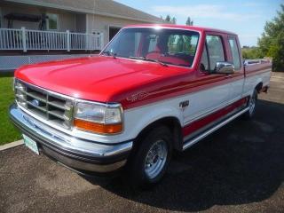 1992 Ford F150 XLT Half Ton