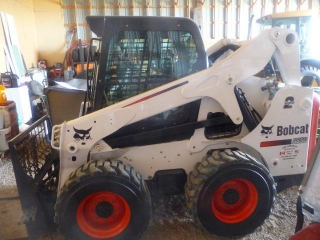 2010 Bobcat S650, only 253 hours