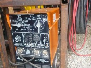 Tigercat 8000 Watt AC/DC Welder Generator