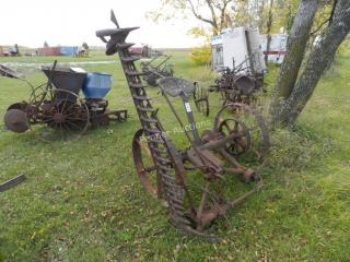 Horse Drawn Equipment