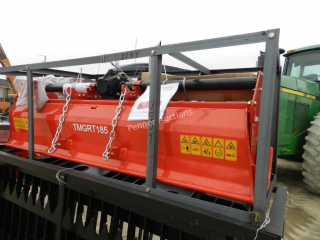 72'' Tractor Rotary Tiller w/ 3-pto shaft