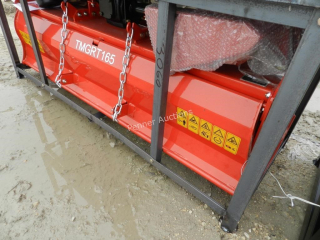 64'' Tractor Rotary Tiller w/ 3-pto shaft
