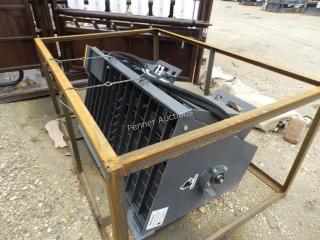 Unused 2019 Wolverine Hydraulic Concrete Mixer