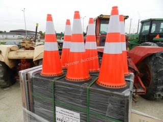 Reflective 29'' Traffic Cone
