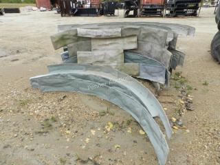 Fiberglass Reusable Concrete Planter Form