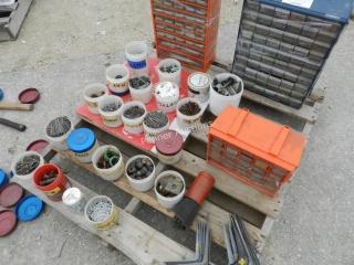 Sorting Kits, Hardware, Nails,