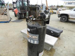 Sandborn 60 Gallon 135PSI Air Compressor