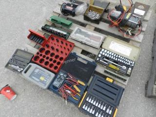 Sockets Sets, O-Ring Kit, Rivet Set, Multi-Meter