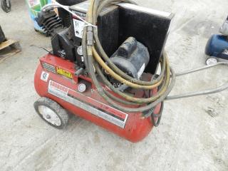 Sandborn 2HP Air Compressor