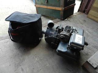 Skil 18V Cordless Tool Set,Pacer Gas Water Pump
